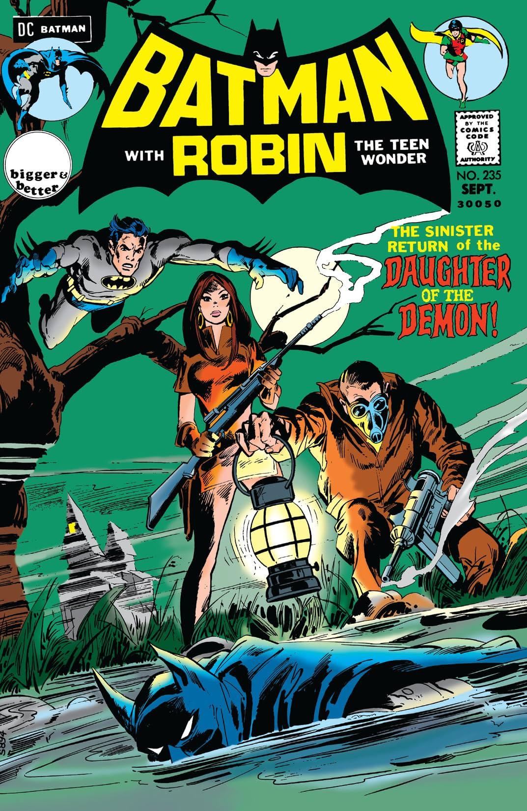 Batman (1940-2011) #235
