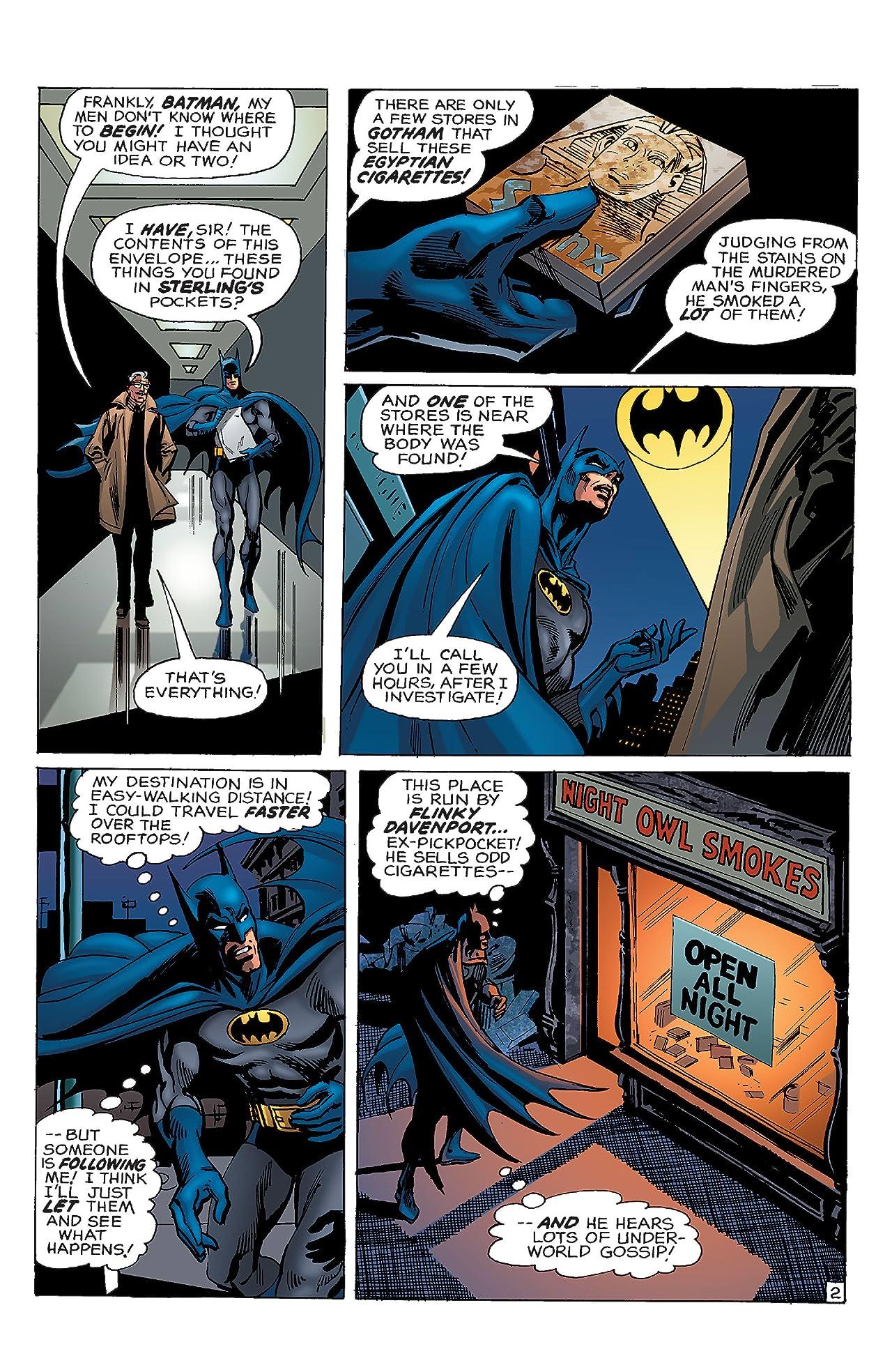 Batman (1940-2011) #240