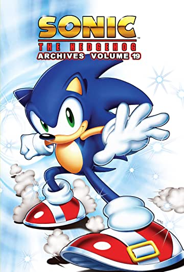 Sonic the Hedgehog Archives Vol. 19