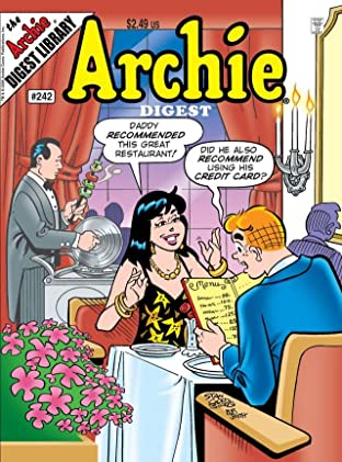 Archie Digest No.242