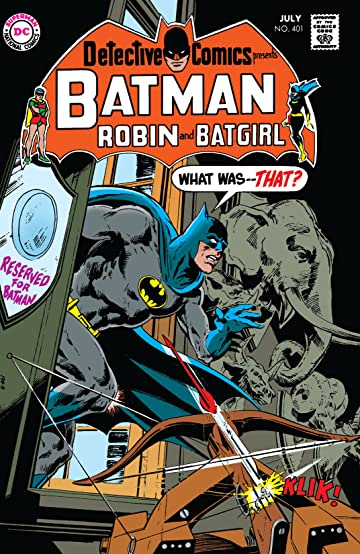 Detective Comics (1937-2011) #401