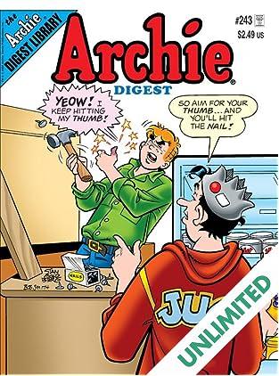 Archie Digest #243
