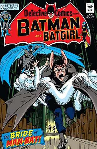 Detective Comics (1937-2011) #407