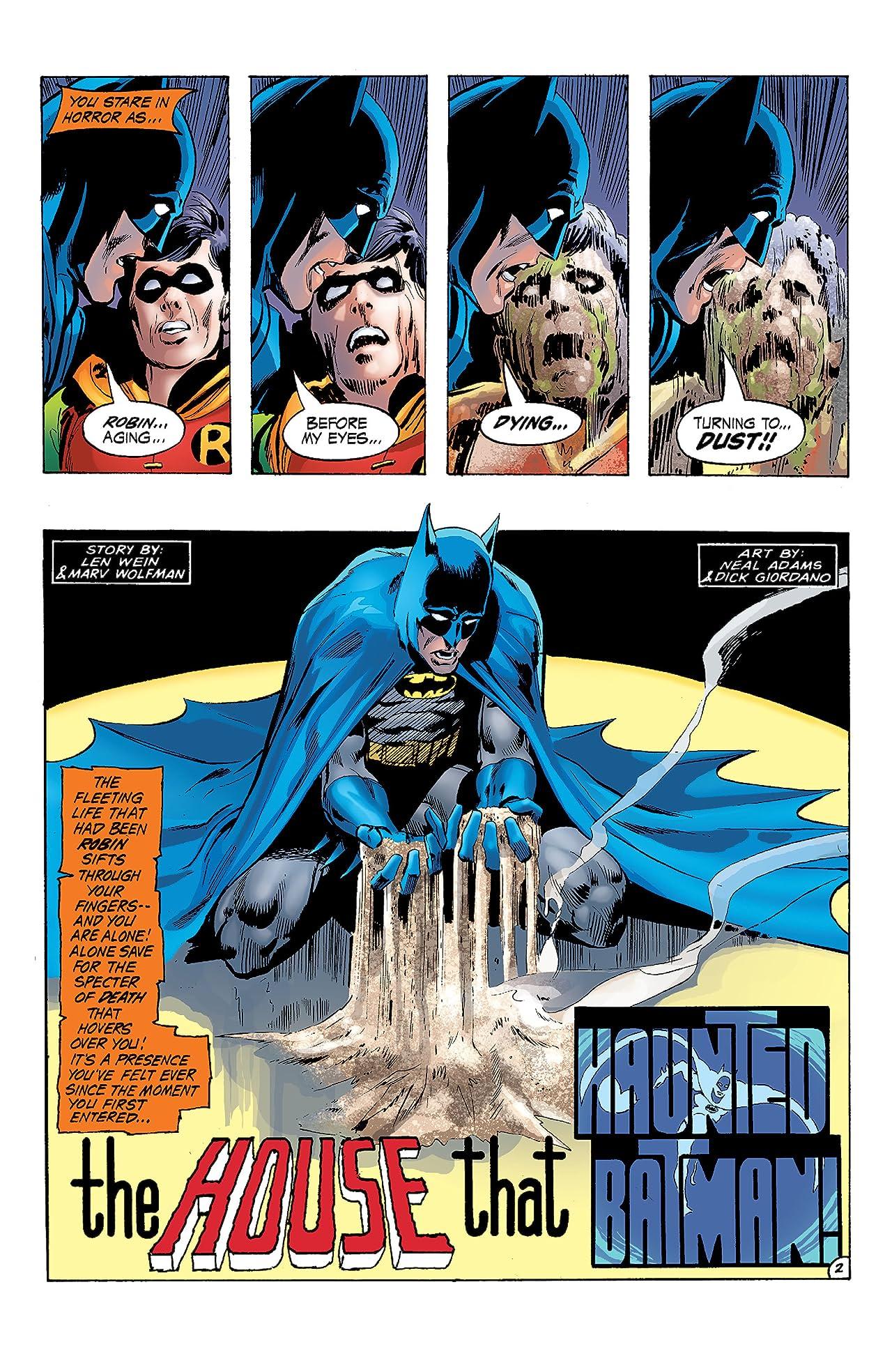 Detective Comics (1937-2011) #408