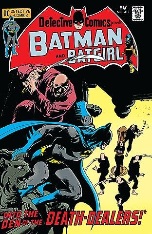 Detective Comics (1937-2011) #411