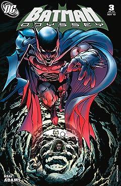 Batman: Odyssey (2010-2011) #3