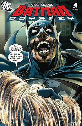 Batman: Odyssey (2010-2011) #4
