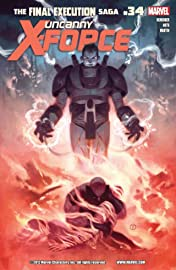 Uncanny X-Force (2010-2012) #34