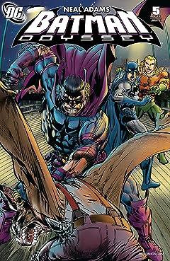 Batman: Odyssey (2010-2011) #5