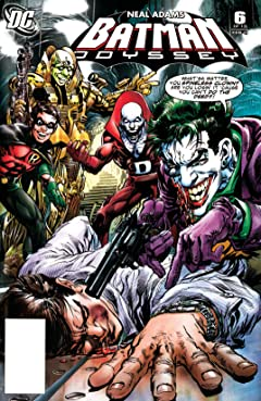 Batman: Odyssey (2010-2011) #6