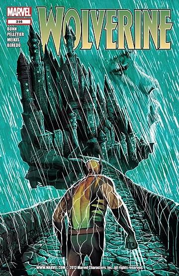 Wolverine (2010-2012) #316
