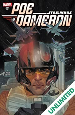 Star Wars: Poe Dameron (2016-2018) #1