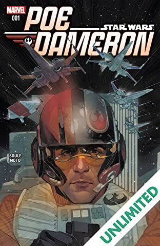 Star Wars: Poe Dameron (2016-) #1