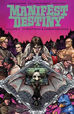 Manifest Destiny Vol. 3