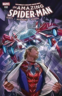 Amazing Spider-Man (2015-2018) #8