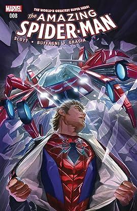 Amazing Spider-Man (2015-2018) No.8