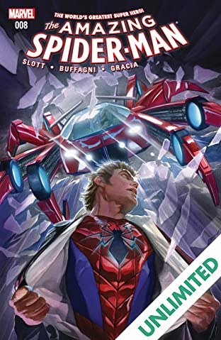 Amazing Spider-Man (2015-) #8
