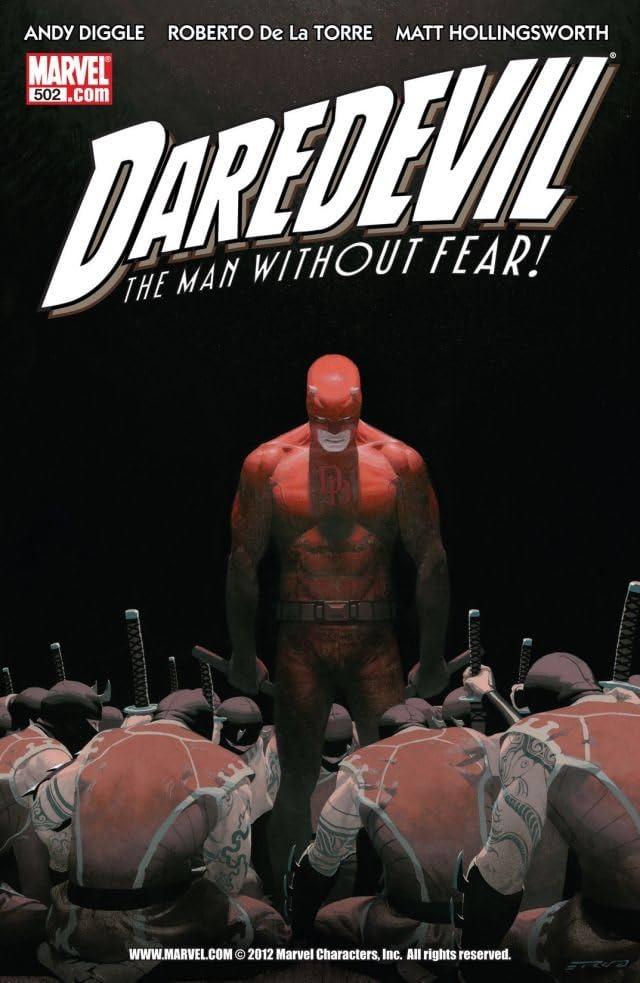 Daredevil (1998-2011) #502