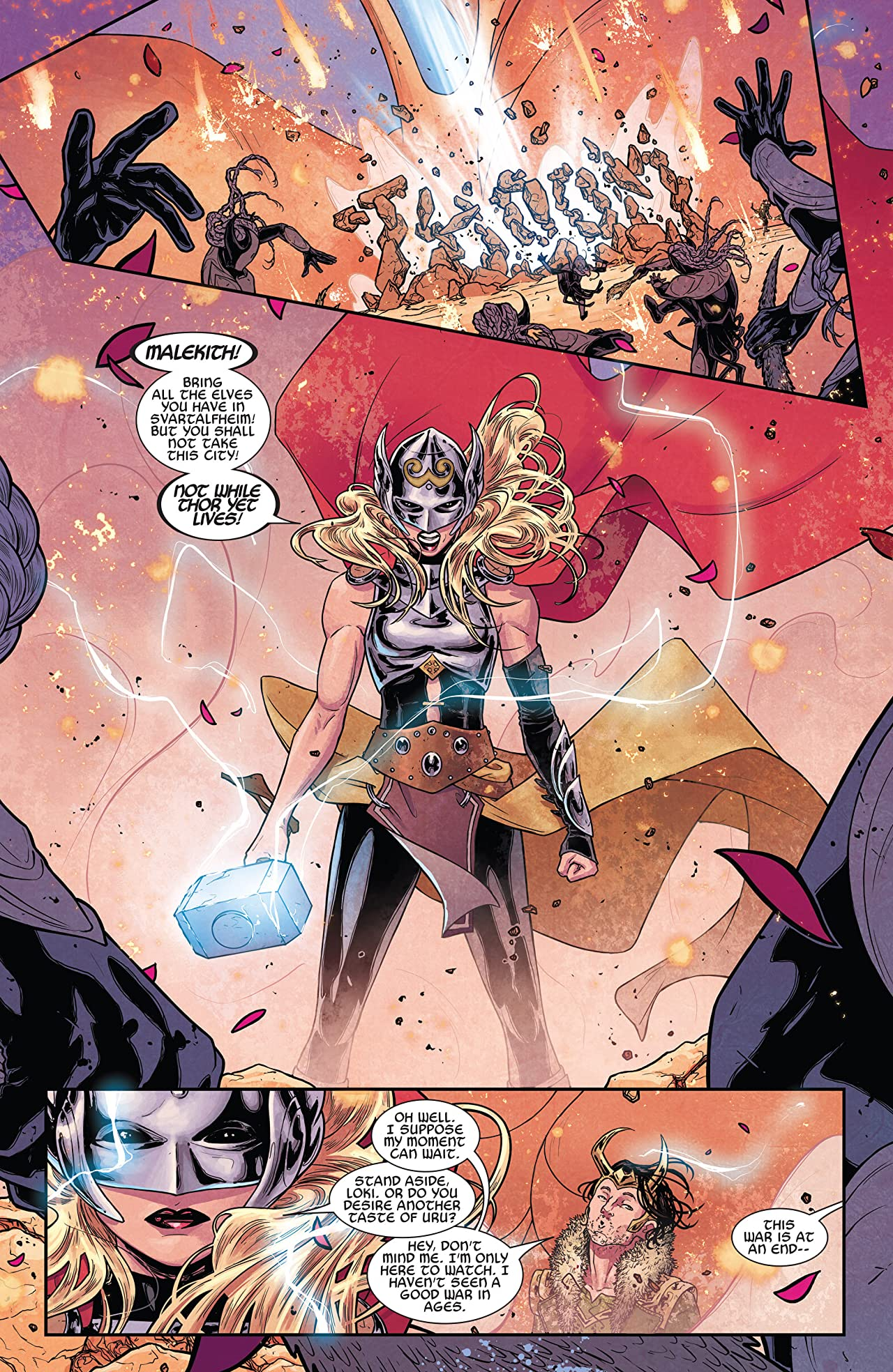 The Mighty Thor (2015-2018) #4