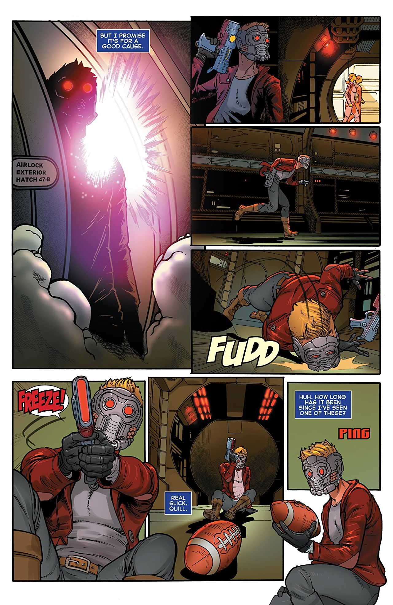 Star-Lord (2015-2016) #4