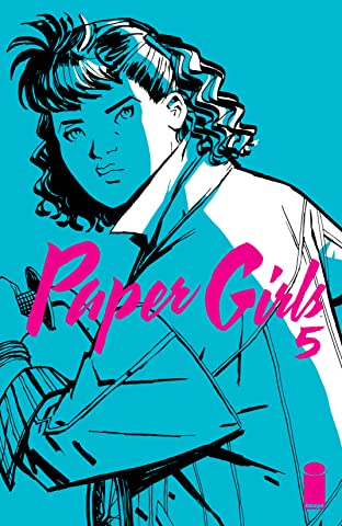 Paper Girls No.5