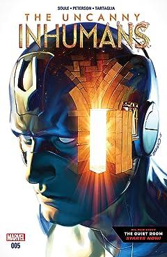 Uncanny Inhumans (2015-2017) #5