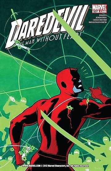 Daredevil (1998-2011) #507