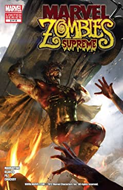 Marvel Zombies Supreme No.2 (sur 5)