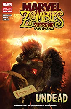 Marvel Zombies Supreme No.3 (sur 5)