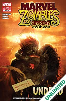 Marvel Zombies Supreme #3 (of 5)