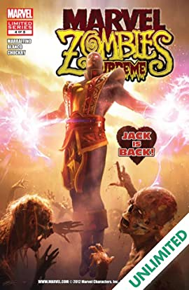 Marvel Zombies Supreme #4 (of 5)