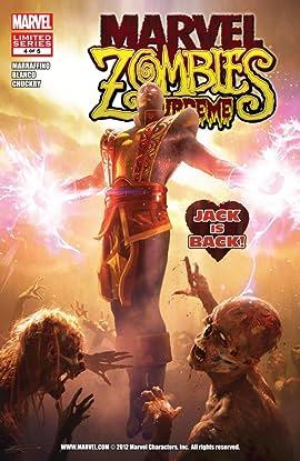 Marvel Zombies Supreme #4 (of 5)