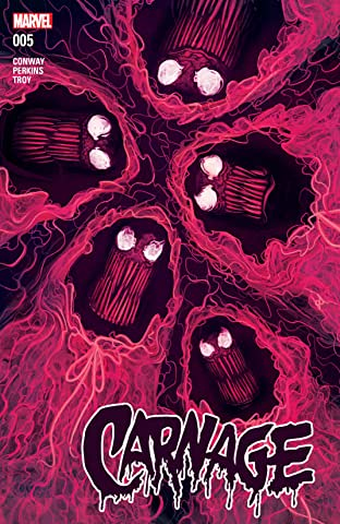 Carnage (2015-2017) #5
