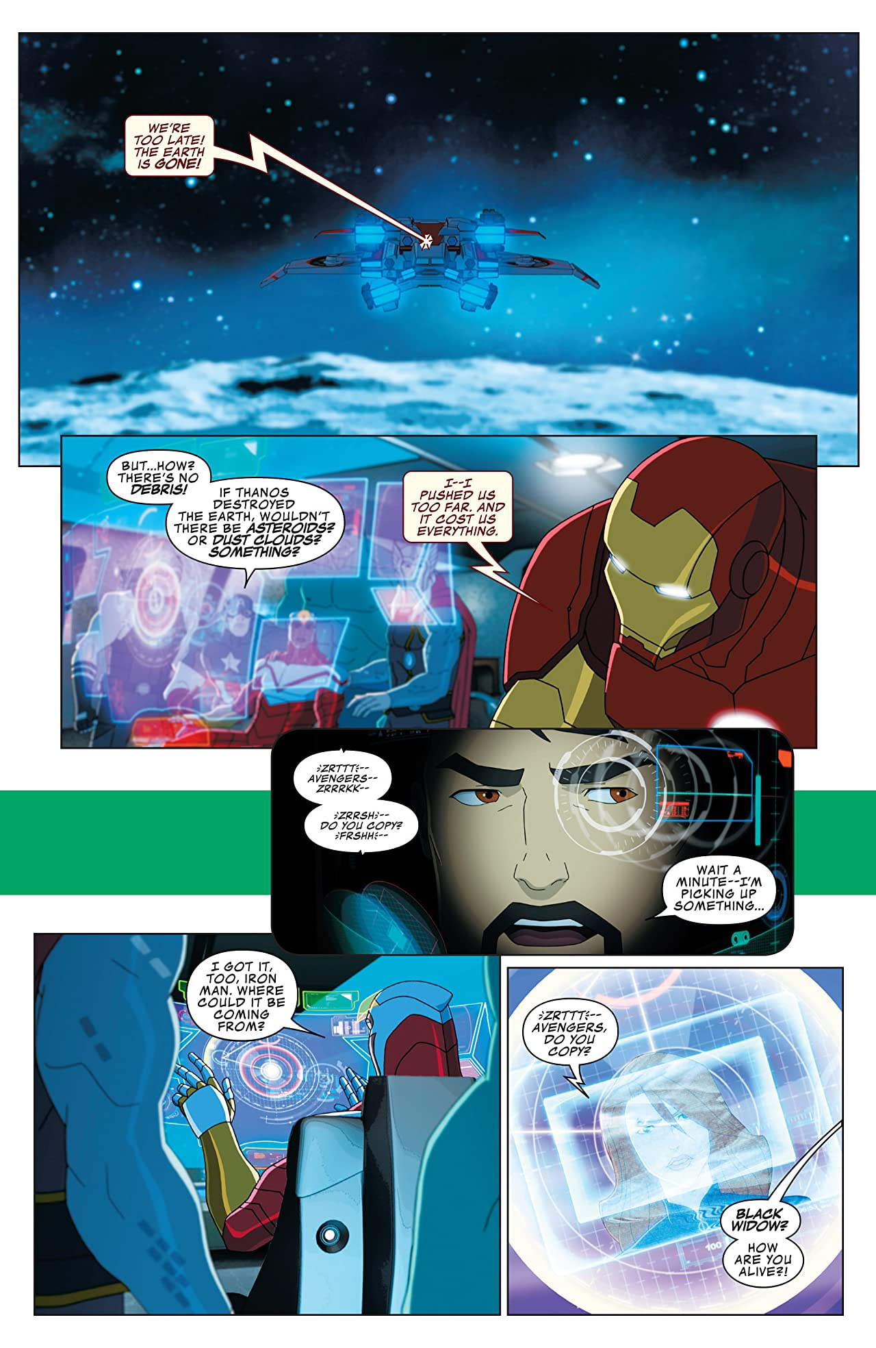 Marvel Universe Avengers Assemble Season Two (2014-2016) #16
