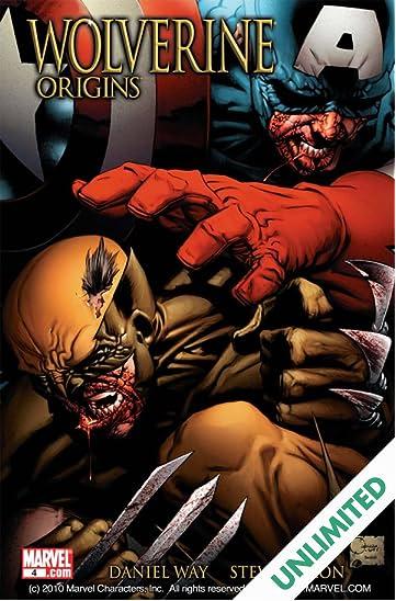 Wolverine: Origins #4
