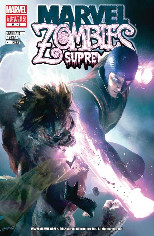 Marvel Zombies Supreme #5 (of 5)
