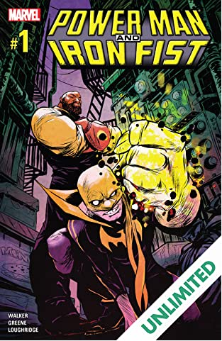 Power Man and Iron Fist (2016-2017) #1