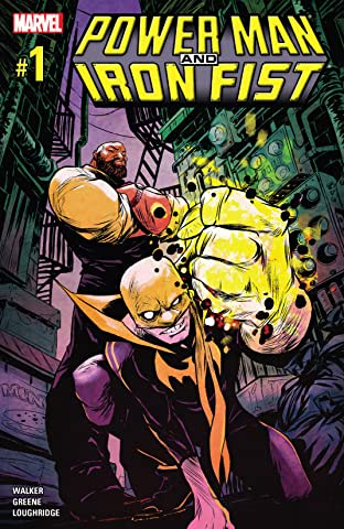 Power Man and Iron Fist (2016-) #1