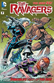 The Ravagers (2012-2013) #7