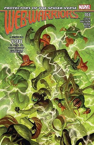 Web Warriors (2015-2016) #4