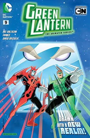 Green Lantern: The Animated Series #9