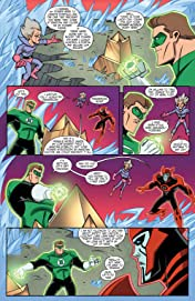 Green Lantern: The Animated Series #9