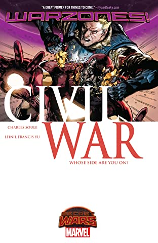 Civil War: Warzones!