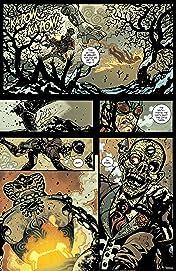 JSA Liberty Files: The Whistling Skull (2012) #1 (of 6)