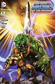He-Man and the Masters of the Universe #5 (of 6)