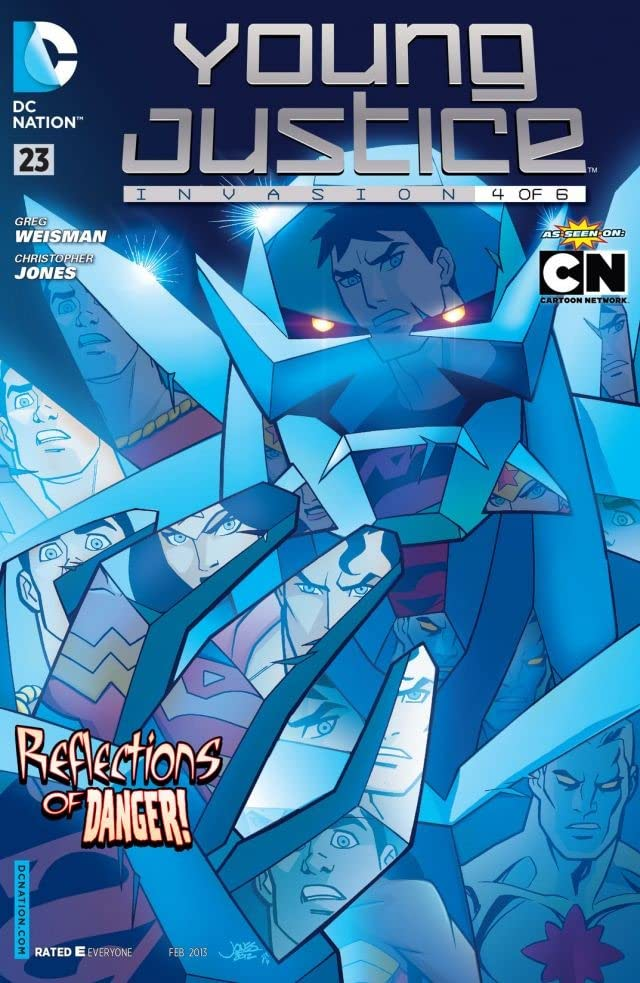 Young Justice (2011-2013) #23
