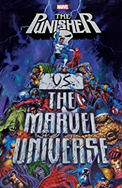 Punisher vs. The Marvel Universe
