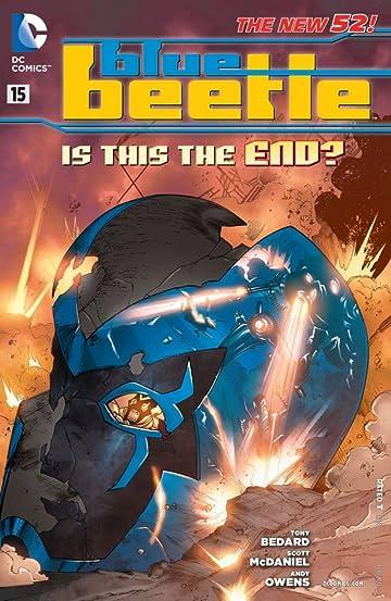 Blue Beetle (2011-2013) #15