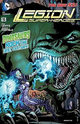 Legion of Super-Heroes (2011-2013) #15