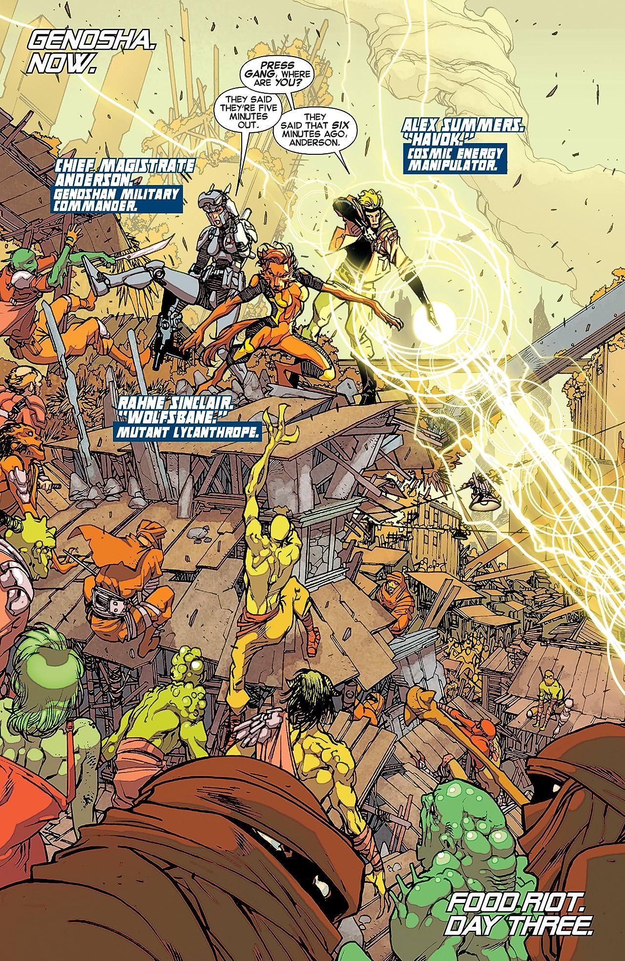 X-Tinction Agenda: Warzones!